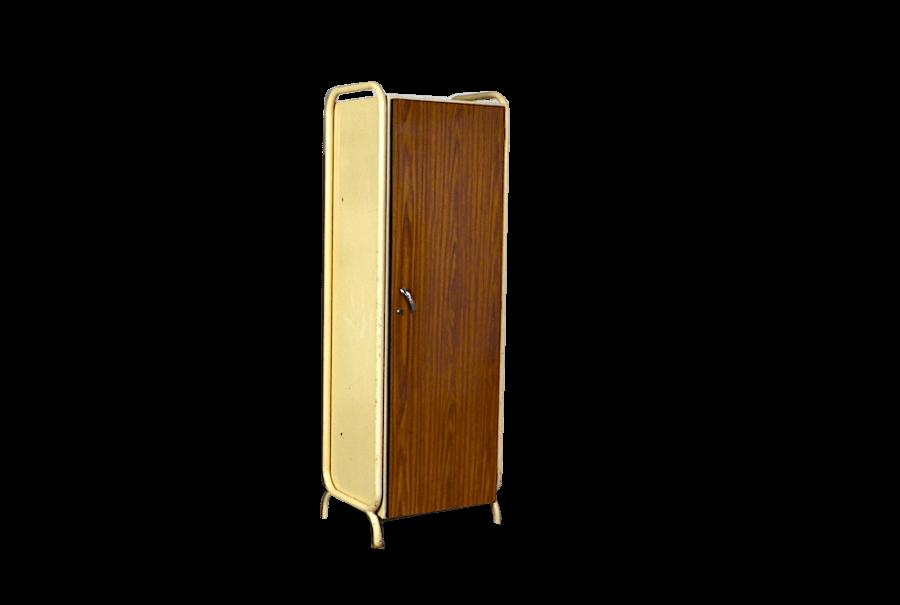 meuble vestiaire industriel peter vintage 1950 a2191. Black Bedroom Furniture Sets. Home Design Ideas