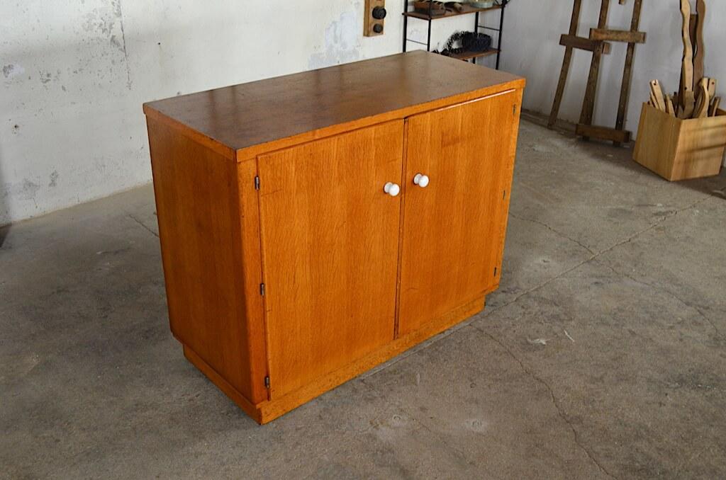 meuble lucien design vintage r tro 1950. Black Bedroom Furniture Sets. Home Design Ideas
