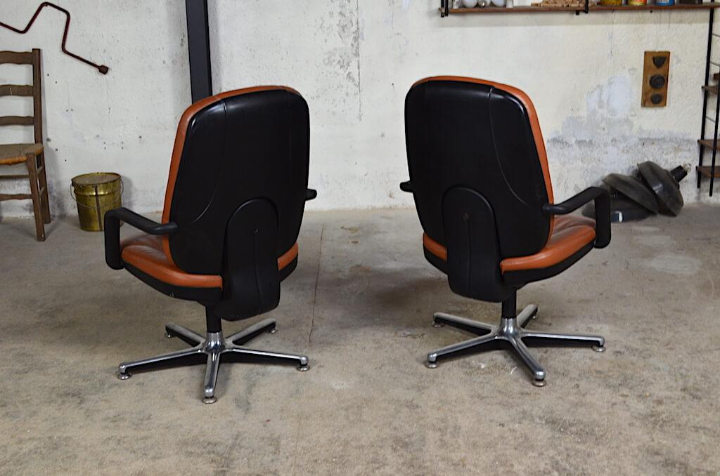 Bureau Vintage Jacques Design Fauteuil De pUMSzVqG