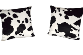 Coussin design Meuh motif vache fabriqué en France – Meuh
