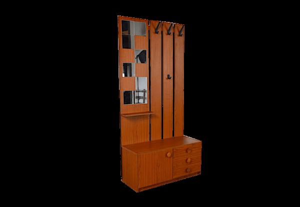 meuble vestiaire vintage 1960 1970