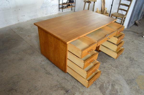 mobilier bureau vintage