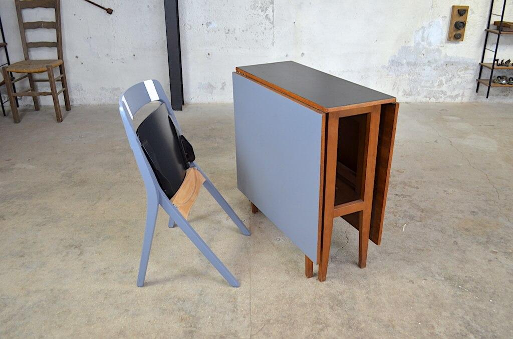 Table Et Chaise Scandinave