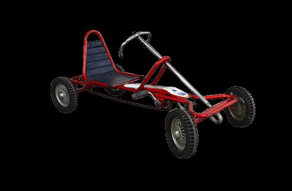 Karting vintage rétro