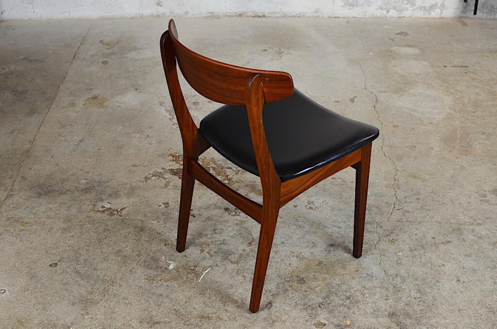 design Chaise scandinave 1960 Samcom bureau de WHY2EDI9