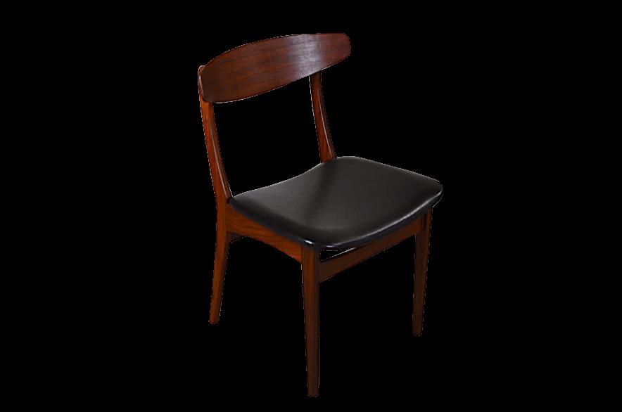 Chaise De Bureau Samcom Design Scandinave 1960 Retourverslevintagefr