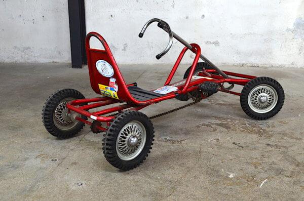 kart vintage