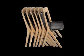 6 Chaises Carl-Johan Boman design scandinave 1960 - BOMAN