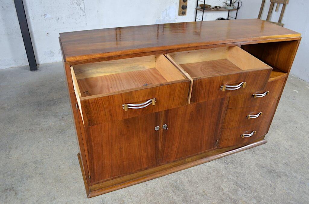 meuble art d co raymond ann e 1920. Black Bedroom Furniture Sets. Home Design Ideas