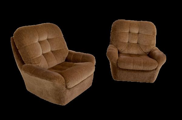 fauteuils vintage
