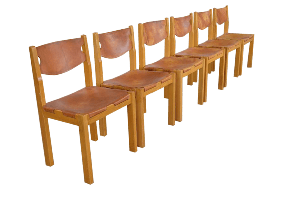 chaises vintage chapo